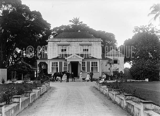 Alma Villa Fontabelle, Bridgetown, Barbados
