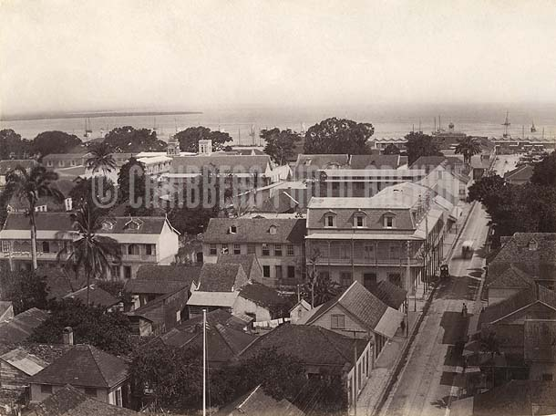 St Vincent Street, Bridgetown, Barbados