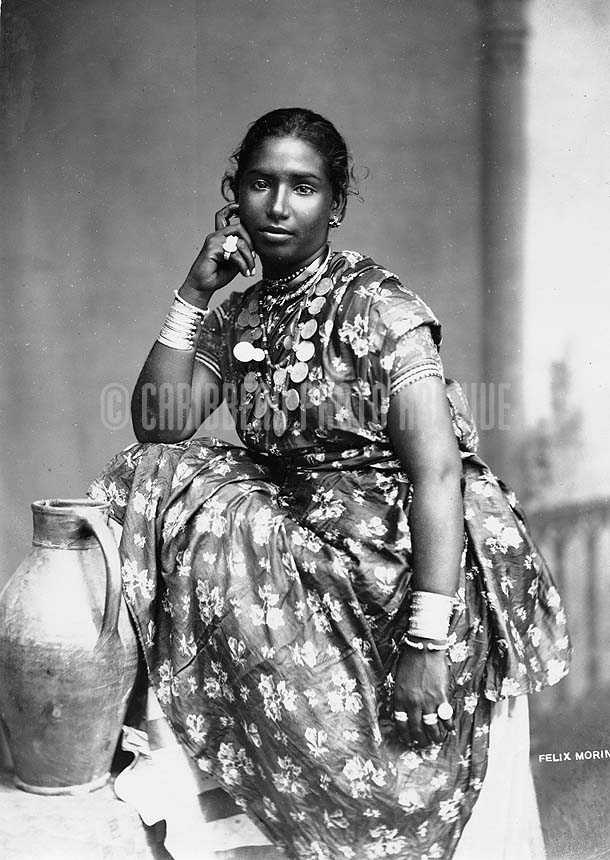 Coolie Woman, Trinidad