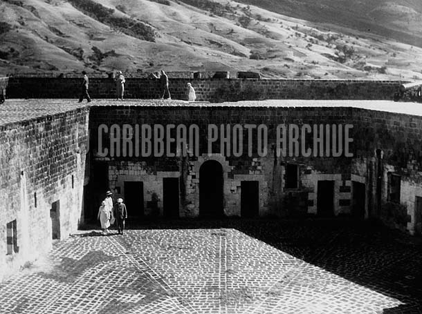 Fort, Brimstone Hill, St Kitts