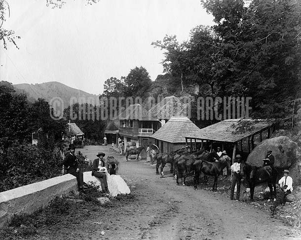 Gordon Town, Jamaica, 1896