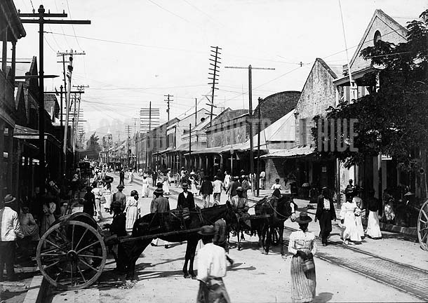 King Street, Kingston, Jamaica