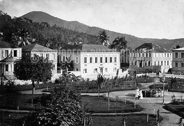 Bridgetown, Barbados, c1880