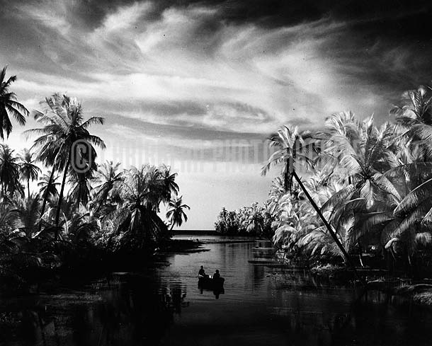 White River, Jamaica, 1950